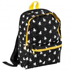 Dětský batoh Cosmic, raketa, 24 x 33 cm