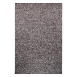 Tmavě šedý venkovní koberec Bougari Granado, 120 x 170 cm