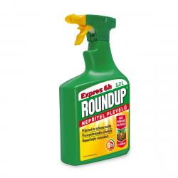 Roundup Expres postřik 6 h, 1,2 l