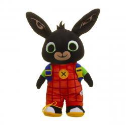 Plyšový králíček Bing s batůžkem, 33 cm