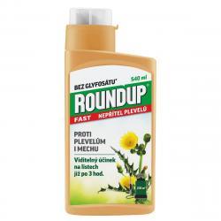 Roundup FAST koncentrát bez glyfosátu, 540 ml