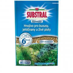 Substral Osmocote hnojivo pro buxusy, jehličnany a živé ploty, 750 g