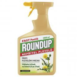 Roundup FAST postřik bez glyfosátu,  1 l