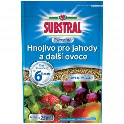 Substral Osmocote hnojivo pro jahody a další ovoce, 750 g