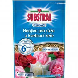 Substral Osmocote hnojivo pro růže a kvetoucí keře, 750 g