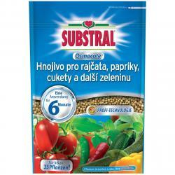 Substral Osmocote hnojivo pro rajčata, papriky, cukety a další zeleninu, 750 g
