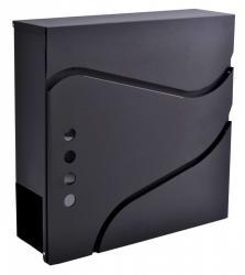 TZB Poštovní schránka Sven černá