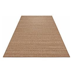 Hnědý venkovní koberec Bougari Granado, 160 x 230 cm