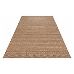 Hnědý venkovní koberec Bougari Granado, 200 x 290 cm