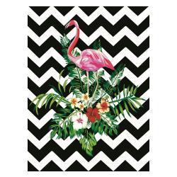 Koberec Rizzoli Flamingo, 120 x 180 cm