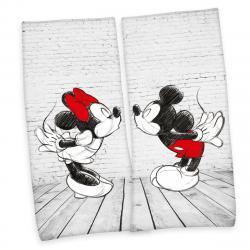 Herding Osuška Mickey & Minnie, 80 x 180 cm, sada 2 ks