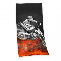 Herding Osuška Motorcycle, 75 x 150 cm