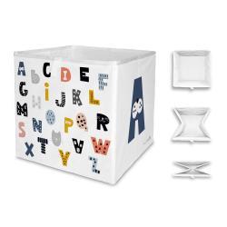 Dětský úložný box Mr. Little Fox ABCD