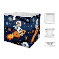 Dětský úložný box Mr. Little Fox Space