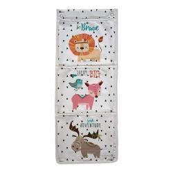 Závěsný organizér Mr. Little Fox Fox Baby Indians