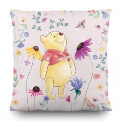 AG Art Polštářek Winnie The Pooh Disney růžová, 40 x 40 cm