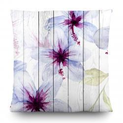 AG Art Polštářek Flowers, 45 x 45 cm