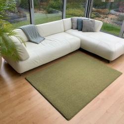 Vopi Kusový koberec Udine zelená, 140 x 200 cm