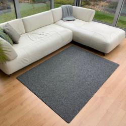 Vopi Kusový koberec Porto antracit, 120 x 160 cm