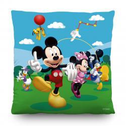 AG Art Polštářek Mickey Mouse Disney, 40 x 40 cm