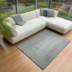 Vopi Kusový koberec Udine šedá, 120 x 160 cm