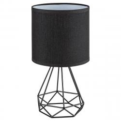 Rabalux 3016 Kinga stolní lampa, černá