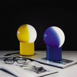 Martinelli Luce Martinelli Luce Pulce stolní lampa, modrá