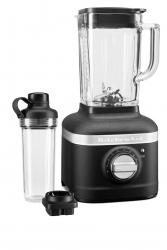 Mixér KitchenAid Artisan K400 + lahev To go, černá litina, 5KSB4034EBK