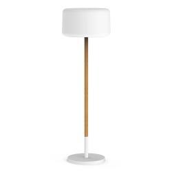 NEWGARDEN Newgarden Chloe Plant solární stojací lampa dřevo