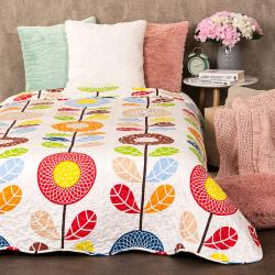 4Home Přehoz na postel Kylie, 140 x 220 cm