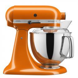 Kuchyňský robot KitchenAid Artisan 5KSM175PSEHY, Honey