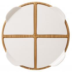 Villeroy & Boch Pizza Passion talíř na pizzu 35 cm