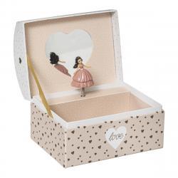 DekorStyle Hrací skříňka Princess