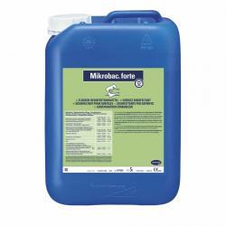 Mikrobac forte Dezinfekce ploch a povrchů, 5 l