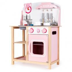 Dřevěná kuchyňka pro děti EcoToys Roggo
