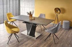 Halmar Rozkládací stůl Vade tmavě šedý