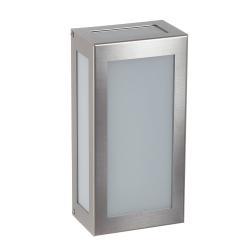 CMD LED venkovní světlo Aqua Rain, nerez, senzor