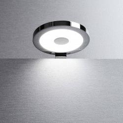 Deko-Light LED nábytkové přisazené světlo Spiegel 3ks, kulaté