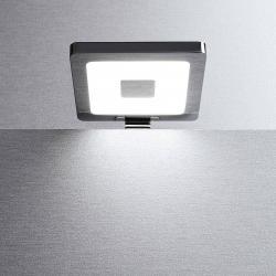 Deko-Light LED nábytkové přisazené světlo Spiegel 3ks hranaté