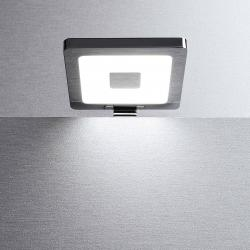 Deko-Light LED nábytkové přisazené světlo Spiegel 5ks hranaté