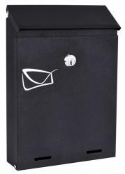 TZB Poštovní schránka ODVIN černá