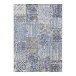 Modrý koberec Elle Decoration Pleasure Denain, 120 x 170 cm