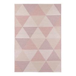Růžový koberec vhodný i na ven Elle Decoration Secret Sevres, 160 x 230 cm