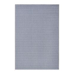 Modrý venkovní koberec Bougari Coin, 200x290cm
