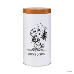 PEANUTS Dóza na kávu Before/After