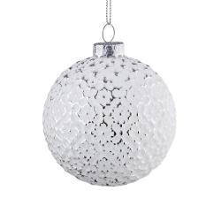 HANG ON Vánoční koule ornament 8 cm