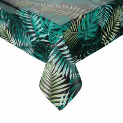 "WATERPROOF Ubrus omyvatelný ""Dark Jungle"" 110 x 110 cm"