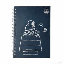 PEANUTS Zápisník Snoopy píše formát A5