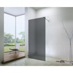 Sprchová zástěna MEXEN WALK-IN šedé sklo 50 cm