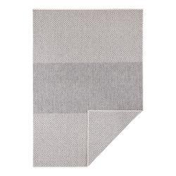 Světle šedý oboustranný venkovní koberec Bougari Borneo, 120 x 170 cm
